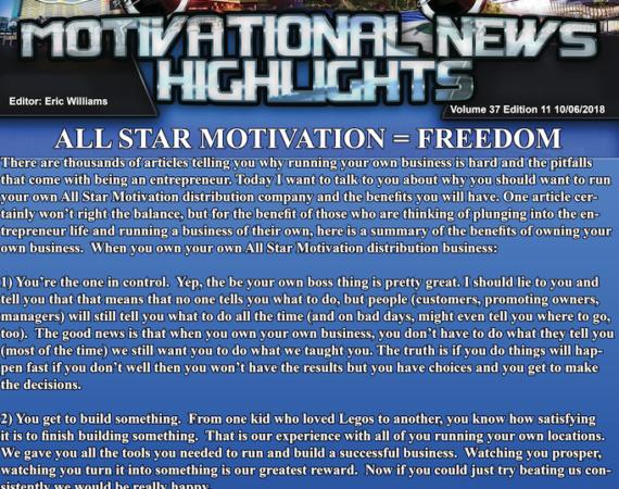 Click Here For full News Letter